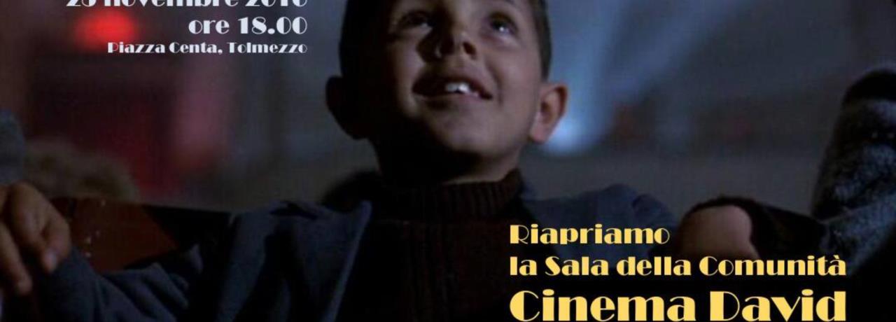 Cinema David Tolmezzo